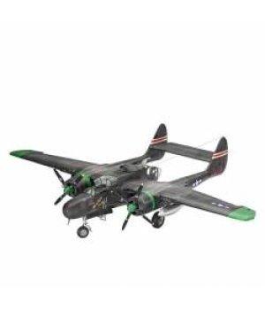 Конструктор 1:48 Revell Тяжелый ночной истребитель P-618 Black Widow