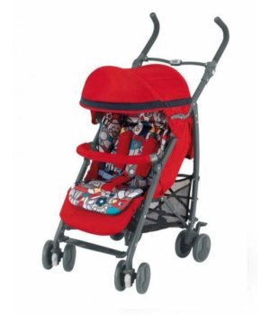 Прогулочная коляска Cam Microair 2015 24 (красный)