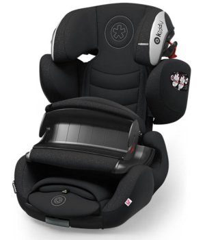 Автокресло Kiddy Guardianfix 3 Onyx Black 2017