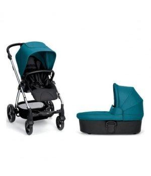 Универсальная коляска 2 в 1 Mamas and Papas Sola 2 Petrol Blue 2016