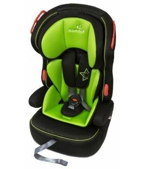 Автокресло Wonderkids VALET SAFE зеленый/черный