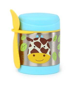 Термос для еды Skip Hop Zoo Жираф (252380)