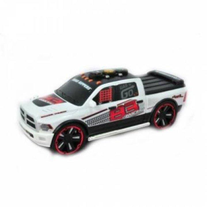 Машинка Toy State Веселые гонки со светом и звуком (33 см) Dodge Ram Pickup (33603)