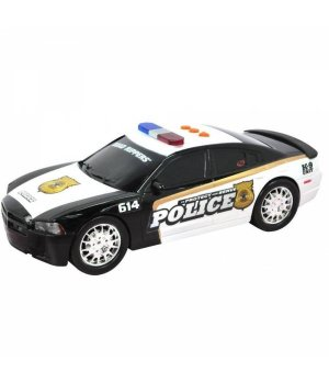 Машинка полицейская Toy State со светом и звуком (27 см) Dodge Charger Protect & Serve