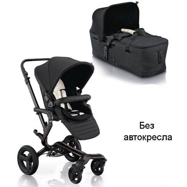 Универсальная коляска 2 в 1 Concord Neo Carbon Black (без автокресла)