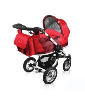 Универсальная коляска 2 в 1 Espiro GTX 2012 02