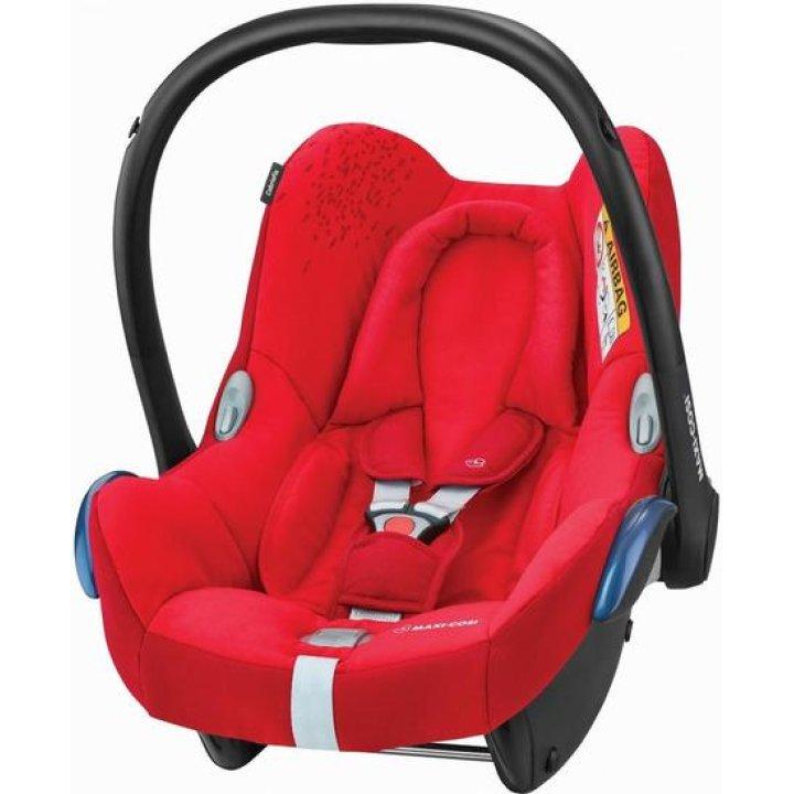 Автокресло Maxi Cosi Cabriofix Vivid Red