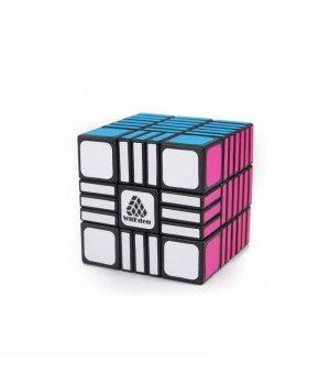 Игрушка-головоломка WitEden Кубик 3х3х7 black