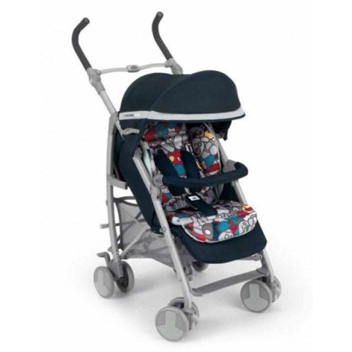 Прогулочная коляска Cam Microair 2015 22 (темно синий)