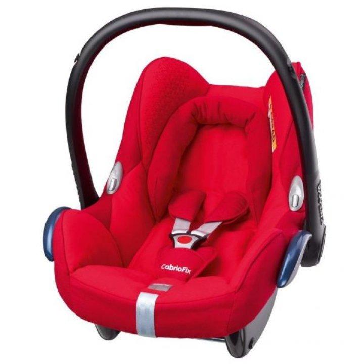 Автокресло Maxi Cosi Cabriofix Origami Red