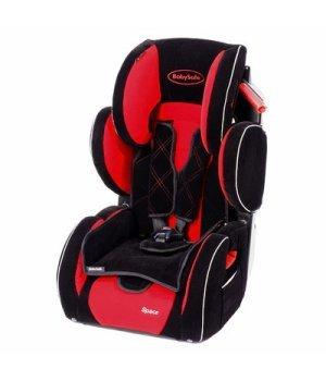 Автокресло Baby Safe Space Premium red