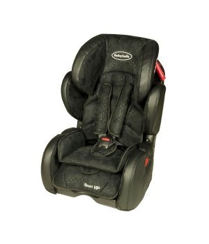 Автокресло Baby Safe Sport VIP black