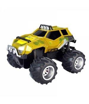 Автомобиль на р/у AULDEY ARMY 86 1:18 желтый милитари