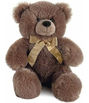 Aurora Мягкая игрушка Медведь (26 см) Коричневый