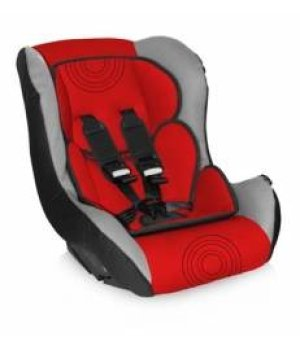 Автокресло Bertoni ALFA black/red