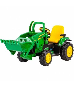 Электромобиль Peg Perego John Deere Ground Loader Koparka IGOR 0068