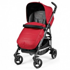 Прогулочная коляска Peg-Perego SI Completo BLOOM RED