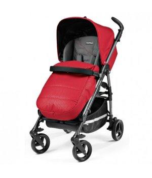 Прогулочная коляска Peg-Perego SI Completo BLOOM RED
