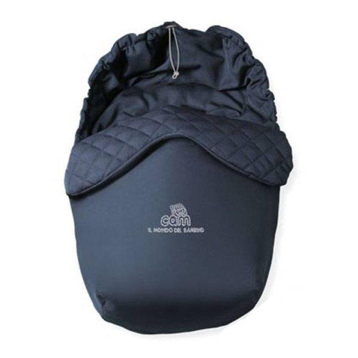 Спальный мешок CAM SACCOSPASSO тёмно-синий