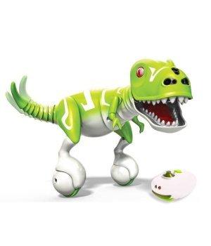 Интерактивный робот-динозавр Spin Master Zoomer Dino