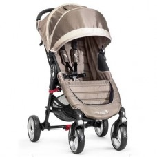 Прогулочная коляска Baby Jogger City Mini 4 Wheel 2014 SAND/STONE