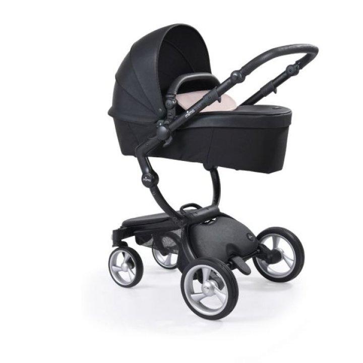 Универсальная коляска 2 в 1 Mima Xari Flair / Black (black шасси)