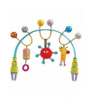 Дуга гибкая для коляски Taf Toys Цветные шарики