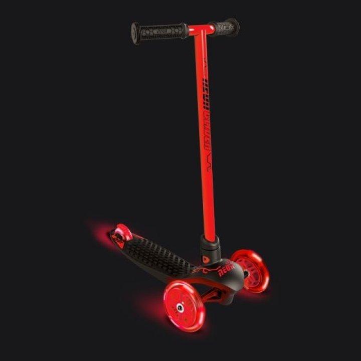 Самокат Neon Glider Красный N100963