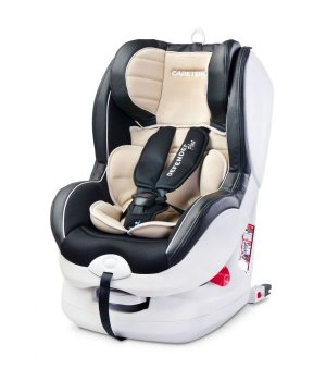 Автокресло Caretero Defender Plus Isofix Beige