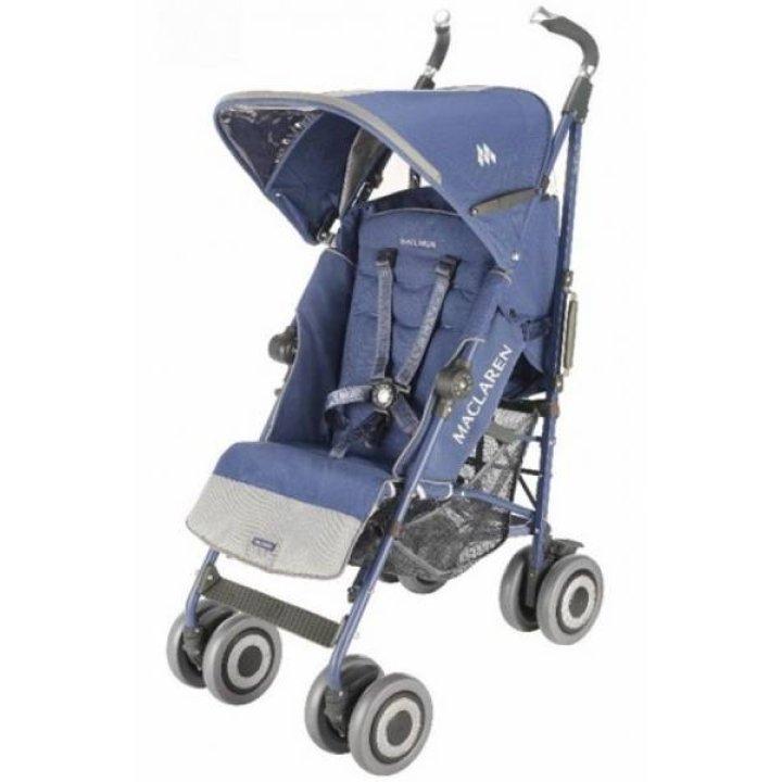 Прогулочная коляска Maclaren Techno XT Crown Blue