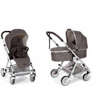 Универсальная коляска 2 в 1 Mamas and Papas Urbo2 Special Edition Chestnut Tweed