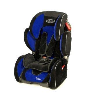 Автокресло Baby Safe Sport Premium 2013 blue