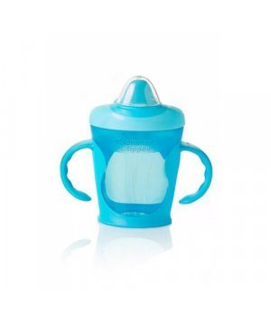 Чашка-непроливайка Tommee tippee 260мл 9м+
