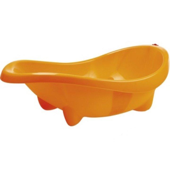 Ванночка для купания OK Baby Laguna оранжевый