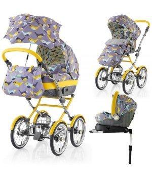 Классическая коляска 3 в 1 Cosatto Wonder Kew