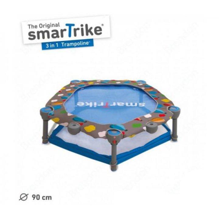 Батут – игровой центр Smart Trike 3 в 1 с мячиками (9101300)