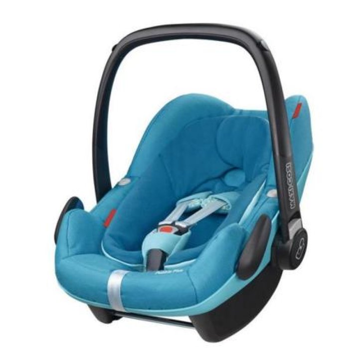 Автокресло Maxi Cosi Pebble Plus Mosaic Blue