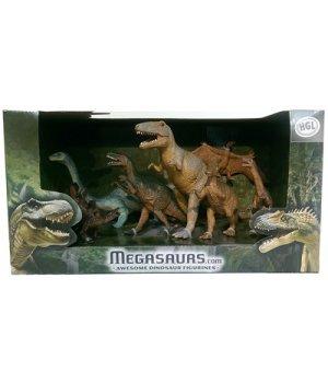 Игровой набор Динозавры, HGL Серия В