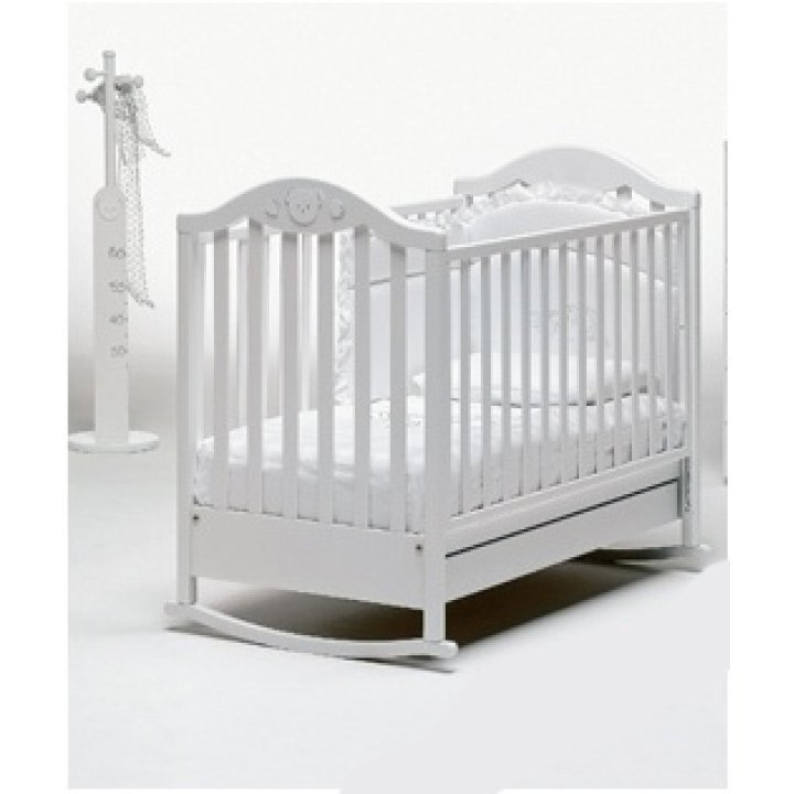 Кроватка Baby Italia DIDI белый