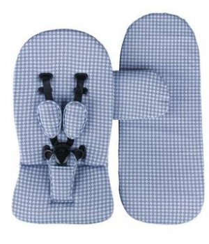 Комплект для коляски Mima Retro Blue