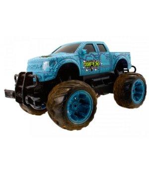 Автомобиль на радиоуправлении PickUp 1:16, JP383 голубой