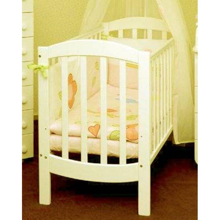 Детская кроватка Верес Соня ЛД10 слоновая кость