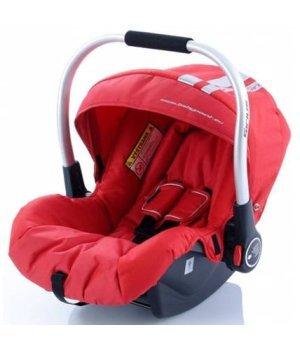 Автокресло Baby Point SIRIUS 02 (красный)
