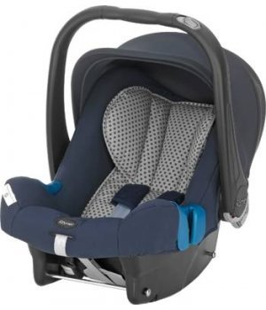 Автокресло ROMER BABY-SAFE plus II Bellybutton Blue Star