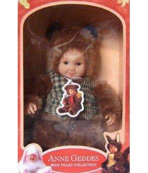 Кукла Anne Geddes Медвежонок Мальчик