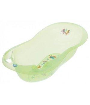 Ванночка Tega Aqua AQ-005 Lux с термометром green transparent