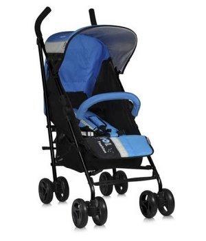 Прогулочная коляска Bertoni I-MOVE (с чехлом) blue cool fashion