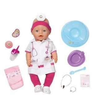 Кукла ZAPF BABY BORN - ДОКТОР