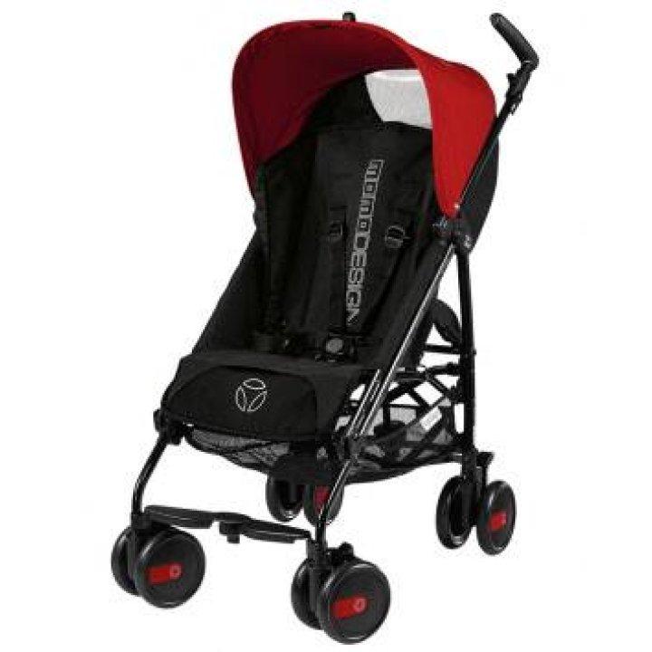 Коляска трость Peg-Perego Pliko Mini Classico RED - MOMO Design