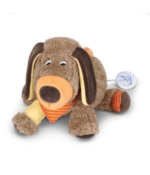 Музыкальная игрушка Sterntaler Собачка Dix 26 см.